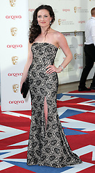 Lara Pulver arriving at the British Academy Television Awards in London, Sunday , 27th May 2012.  Photo by: Stephen Lock / i-Images