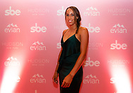 Madison Keys of the United States on the purple carpet at the 2018 Evian I Wanna Party, during the 2018 US Open Grand Slam tennis tournament, New York, USA, August 23th 2018, Photo Rob Prange / SpainProSportsImages / DPPI / ProSportsImages / DPPI
