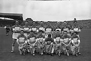 Football, Senior Semi Final, Offaly Team.<br /> 20.08.1961