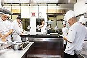 Guarene, Piemonte region, La Madernassa restaurant and resort, two stars Michelin chef Michelangelo Mammoliti