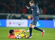 Paris Saint-Germain v FC Barcelona 020413