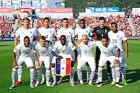 Equipe de France - 13.06.2015 - Albanie / France - Match Amical - Tirana<br />Photo : Dave Winter / Icon Sport