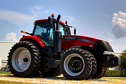 01 August 2014:   Case IH 280 Magnum (2015)<br /> <br /> This image was produced in part utilizing High Dynamic Range (HDR) processes.  It should not be used editorially without being listed as an illustration or with a disclaimer.  It may or may not be an accurate representation of the scene as originally photographed and the finished image is the creation of the photographer.