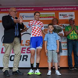 31-08-2016: Wielrennen: Ladies Tour: Gennep<br /> GENNEP (NED) wielrennen<br /> In Gennep werd een ploegtijdrit verreden<br /> Winanda Spoor