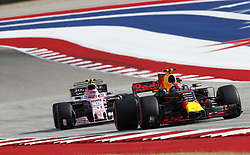 October 21, 2017 - Austin, United States of America - Motorsports: FIA Formula One World Championship 2017, Grand Prix of United States, ..#33 Max Verstappen (NLD, Red Bull Racing) (Credit Image: © Hoch Zwei via ZUMA Wire)