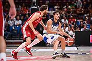 Laquintana Tommaso<br /> A|X Armani Exchange Olimpia Milano - Germani Basket Brescia<br /> Basket Serie A LBA 2019/2020<br /> MIlano 29 September 2019<br /> Foto Mattia Ozbot / Ciamillo-Castoria