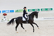 Mikaela Lindh - Skovlunds Mas Guapo<br /> Alltech FEI World Equestrian Games™ 2014 - Normandy, France.<br /> © DigiShots