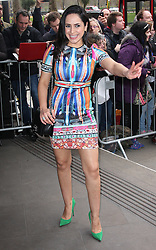 NAZANEEN GHAFFAR attends the 2014 TRIC Awards at The Grosvenor House Hotel, London, United Kingdom. Tuesday, 11th March 2014. Picture by  i-Images / i-Images