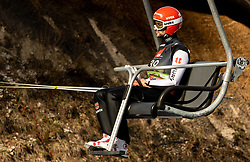 Markus Eisenbichler (GER) during the Ski Flying Hill Individual Competition at Day 2 of FIS Ski Jumping World Cup Final 2019, on March 22, 2019 in Planica, Slovenia. Photo by Masa Kraljic / Sportida