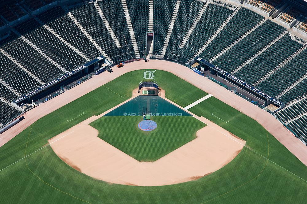 Lions Stadium detail