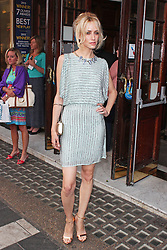 © Licensed to London News Pictures. 01/07/2013. London, UK. Ruta Gedmintas at the A Curious Night at the Theatre - Gala Evening. Photo credit: Brett D. Cove/LNP