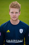Brad Taylor of Hampshire during the 2019 press day for Hampshire County Cricket Club at the Ageas Bowl, Southampton, United Kingdom on 27 March 2019.