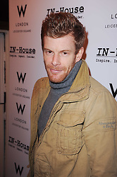 TOM AIKENS at a screening of the short film 'Away We Stay' directed by Edoardo Ponti held at The Electric Cinema, Portobello Road, London W1 on 15th November 2010.