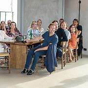 NL/Bloemendaal/20200702 - Boekpresentatie Bonuskind van Saskia Noort, Familie van Saskia Noort
