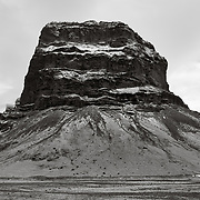 Mount Lómagnúpur, home of the giant Járngrímur