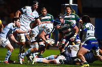 Bernard LE ROUX - 18.01.2015 - Racing Metro 92 / Trevise - European Champions Cup<br />