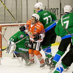 20170913: SLO, Ice Hockey - Alps Hockey League 2017/18, HK SZ Olimpija vs Rittner Buam