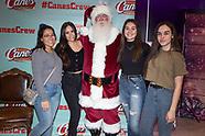 Raising Cane's Christmas Party