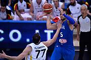 DESCRIZIONE : Trento Nazionale Italia Uomini Trentino Basket Cup Italia Germania Italy Germany <br /> GIOCATORE : Alessandro Gentile<br /> CATEGORIA : passaggio<br /> SQUADRA : Italia Italy<br /> EVENTO : Trentino Basket Cup<br /> GARA : Italia Germania Italy Germany<br /> DATA : 01/08/2015<br /> SPORT : Pallacanestro<br /> AUTORE : Agenzia Ciamillo-Castoria/Max.Ceretti<br /> Galleria : FIP Nazionali 2015<br /> Fotonotizia : Trento Nazionale Italia Uomini Trentino Basket Cup Italia Germania Italy Germany