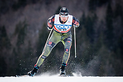 Wolz Alexander (GER) during Man 1.2 km Free Sprint Qualification race at FIS Cross<br /> Country World Cup Planica 2016, on January 16, 2016 at Planica,Slovenia. Photo by Ziga Zupan / Sportida
