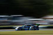September 29, 2016: IMSA Petit Le Mans, #23 Mario Farnbacher, Alex Riberas, Team Seattle / Alex Job Racing, Porsche GT3 R