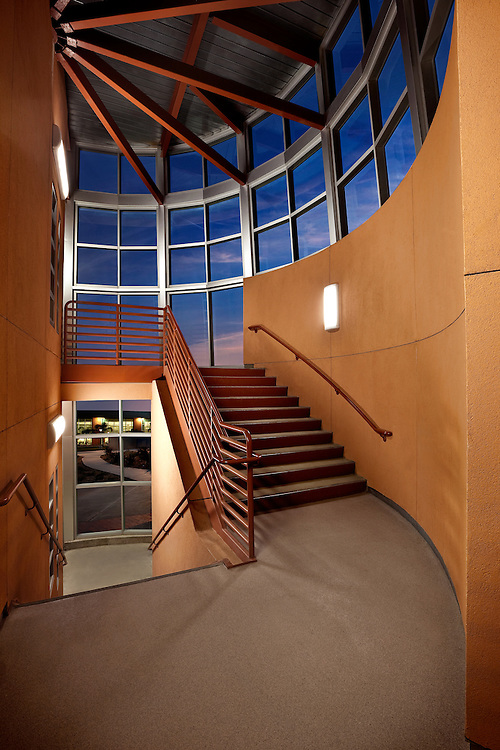 Merced Community College Update, Designed By Lionakis Education Infrastructure Architectural Example of Chip Allen Photography.