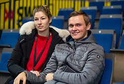 HAHN Friederike (GER), TEBBEL Maurice (GER)<br /> Stuttgart - German Masters 2018<br /> Impression<br /> Grand Prix Special<br /> CDI4* German Dressage Master<br /> 18. November 2018<br /> © www.sportfotos-lafrentz.de/Stefan Lafrentz