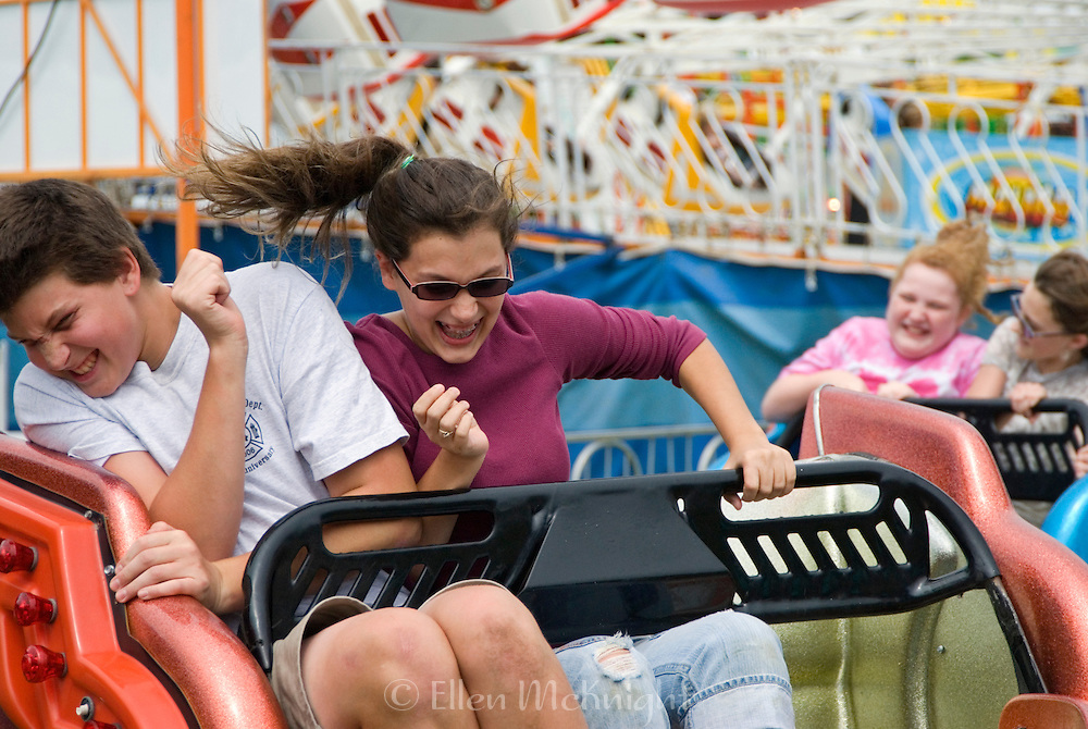 Dutchess County Fair in Rhinebeck, NY