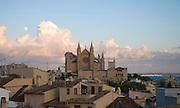The island of Majorca in the western mediterranean.