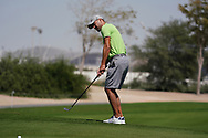 Martin Kaymer (GER) on the 1st during the Pro-Am of the Commercial Bank Qatar Masters 2020 at the Education City Golf Club, Doha, Qatar . 04/03/2020<br /> Picture: Golffile | Thos Caffrey<br /> <br /> <br /> All photo usage must carry mandatory copyright credit (© Golffile | Thos Caffrey)