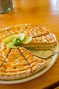 Key lime pie, Costa Careyes, Costalegre, Jalisco, Mexico