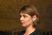 Karine Huibant, oenologist. Ackerman Laurance, Saumur, Loire, France
