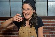 Chef Kari Brunson, JuiceBox Cafe