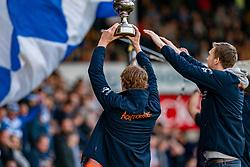15-05-2019 NED: Huldiging Achterhoek Orion, Doetinchem<br /> Homage Achterhoek Orion advance the champion match De Graafschap - Ajax / Joris Marcelis, Twan Wiltenburg