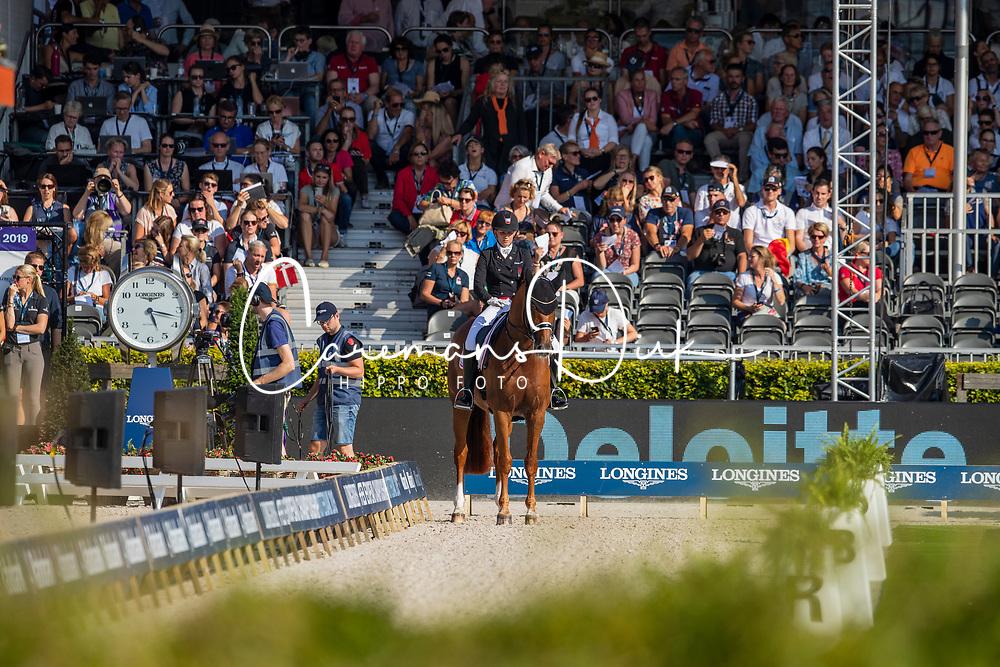 Dufour Cathrine, DEN, Atterupgaards Cassidy<br /> European Championship Dressage<br /> Rotterdam 2019<br /> © Hippo Foto - Dirk Caremans