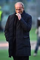 Walter Sabatini <br /> Roma 29-11-2015 Stadio Olimpico Football Calcio 2015/2016 Serie A AS Roma - Atalanta Foto Andrea Staccioli / Insidefoto