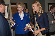 PRINCESS MICHAEL OF KENT; ISABELLE BSCHER , Collector's preview of PAD. Berkeley Sq. London. 8 October 2012.