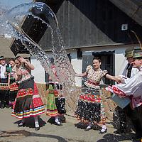 Easter watering 2012 Mezokovesd