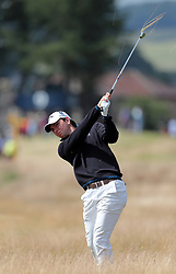 South Africa's Jovan Rebula during preview day four of The Open Championship 2018 at Carnoustie Golf Links, Angus. PRESS ASSOCIATION Photo. Picture date: Wednesday July 18, 2018. See PA story GOLF Open. Photo credit should read: Richard Sellers/PA Wire. RESTRICTIONS: Editorial use only. No commercial use. Still image use only. The Open Championship logo and clear link to The Open website (TheOpen.com) to be included on website publishing.