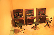 Lascaris War Rooms underground museum, Valletta, Malta telephone exchange