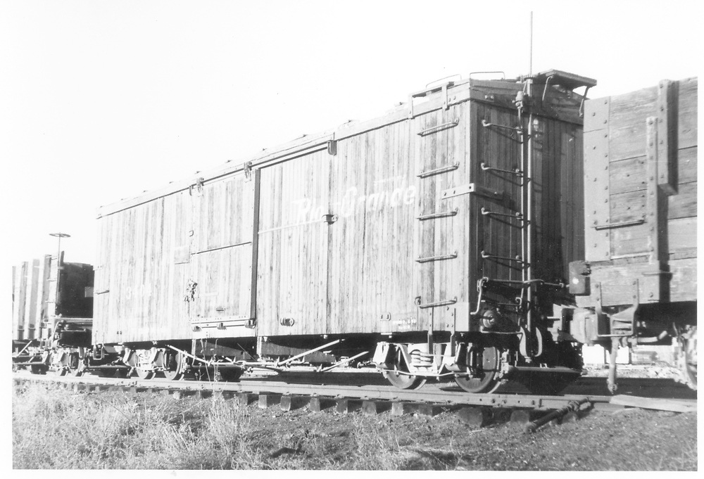 Box car #3404<br /> D&RGW