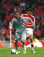 Thomas Ince of Liverpool FA Cup 1st Leg Arsenal Youth v Liverpool Youth at Emirates  22/05/2009 Credit Colorsport / Kieran Galvin