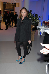 STELLA McCARTNEY attending the Tag Heuer party where an exhibition of photographs by Mary McCartney celebrating 15 exception women from 15 countries was unveiled at the Royal College of Arts, Kensington Gore, London on 8th February 2007.<br /><br />NON EXCLUSIVE - WORLD RIGHTS