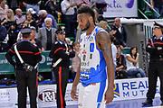 DESCRIZIONE : Beko Legabasket Serie A 2015- 2016 Dinamo Banco di Sardegna Sassari - Enel Brindisi<br /> GIOCATORE : MarQuez Haynes<br /> CATEGORIA : Ritratto Delusione Postgame<br /> SQUADRA : Dinamo Banco di Sardegna Sassari<br /> EVENTO : Beko Legabasket Serie A 2015-2016<br /> GARA : Dinamo Banco di Sardegna Sassari - Enel Brindisi<br /> DATA : 18/10/2015<br /> SPORT : Pallacanestro <br /> AUTORE : Agenzia Ciamillo-Castoria/L.Canu