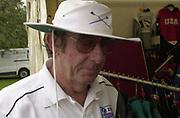 Nottingham, ENGLAND, Mike ROSEWELL,<br />  <br />   <br /> Commonwealth Regatta - Nottingham<br /> 20020818