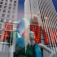 Bergdorf Goodman spring, Lanvin window