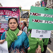 One year on: Justice for Grenfell Solidarity March