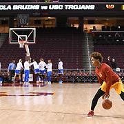 USC Women's Basketball v UCLA   2017   HR