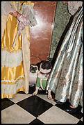 EDITH; BERTIE;  Florence Heoluwa 'Cuppy' Otedola Marie Antoinette Graduation party. Mandarin Oriental, Knightsbridge25th of July 2014.
