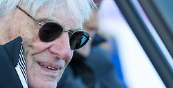 21.01.2017, Hahnenkamm, Kitzbühel, AUT, FIS Weltcup Ski Alpin, KitzCharity Trophy, im Bild Bernie Ecclestone // Bernie Ecclestone during the KitzCharity Trophy of FIS Ski Alpine World Cup at the Hahnenkamm in Kitzbühel, Austria on 2017/01/21. EXPA Pictures © 2017, PhotoCredit: EXPA/ Serbastian Pucher